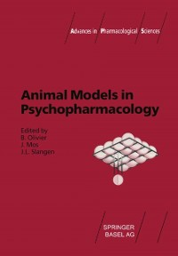 Cover Animal Models in Psychopharmacology