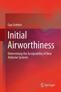 Cover Initial Airworthiness