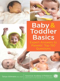 Cover Baby and Toddler Basics
