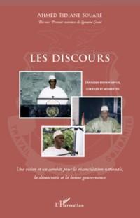 Cover Les discours (deuxiEme editionrevue, co