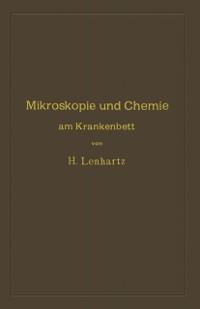 Cover Mikroskopie und Chemie am Krankenbett