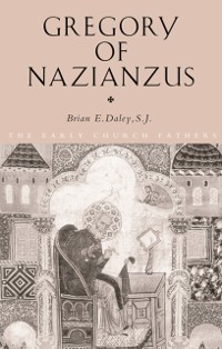 Cover Gregory of Nazianzus
