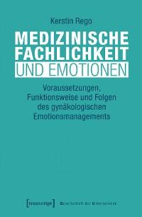 Cover Medizinische Fachlichkeit und Emotionen