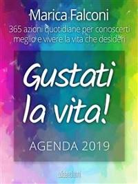 Cover Gustati la Vita - Agenda 2019