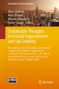 Cover Sustainable Thoughts in Ground Improvement and Soil Stability