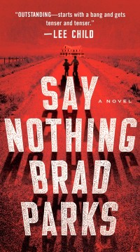 Cover Say Nothing