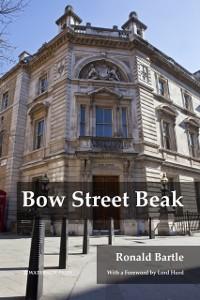 Cover Bow Street Beak