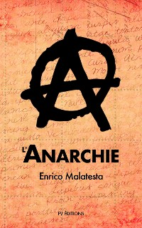 Cover L'Anarchie