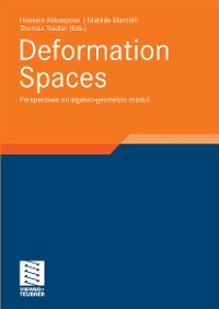 Cover Deformation Spaces