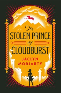 Cover The Stolen Prince of Cloudburst