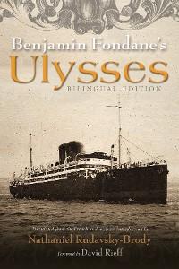 Cover Benjamin Fondane's Ulysses