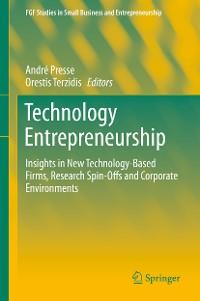 Cover Technology Entrepreneurship