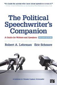 Cover The Political Speechwriter's Companion