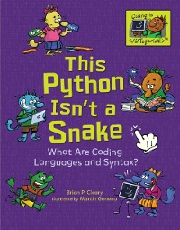 Cover This Python Isn't a Snake