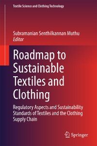 Cover Roadmap to Sustainable Textiles and Clothing