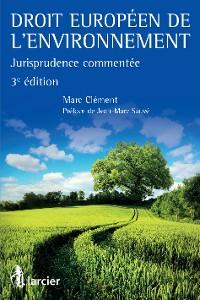 Cover Droit européen de l'environnement