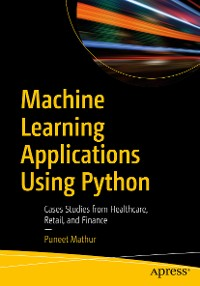 Cover Machine Learning Applications Using Python