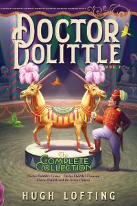 Cover Doctor Dolittle The Complete Collection, Vol. 2