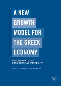 Cover A New Growth Model for the Greek Economy