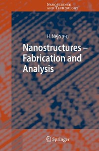 Cover Nanostructures