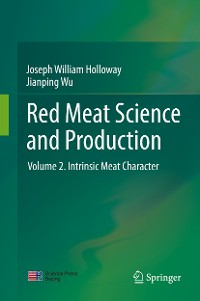 Cover Red Meat Science and Production