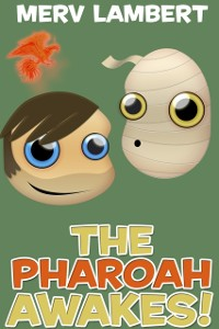 Cover Pharaoh Awakes! And Other Stories