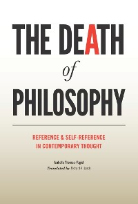 Cover The Death of Philosophy