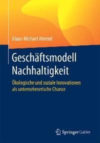Cover Geschäftsmodell Nachhaltigkeit