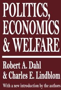 Cover Politics, Economics, and Welfare
