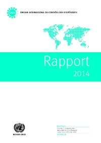 Cover Rapport de l'Organe International de Contrôle des Stupéfiants pour 2014