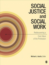 Cover Social Justice and Social Work
