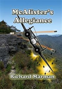 Cover McALISTER's ALLEGIANCE - Book 6 in the McAlister Line
