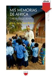 Cover Mis memorias de África