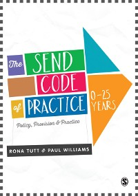 Cover The SEND Code of Practice 0-25 Years