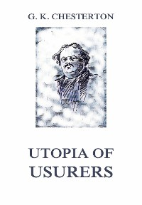 Cover Utopia of Usurers