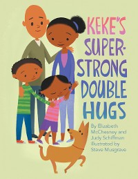 Cover Keke's Super-Strong Double Hugs