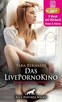 Cover Das LivePornoKino | Erotische Geschichte