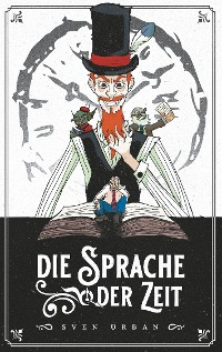 Cover Die Sprache der Zeit