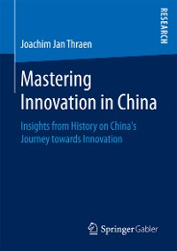 Cover Mastering Innovation in China
