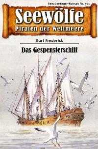 Cover Seewölfe - Piraten der Weltmeere 501