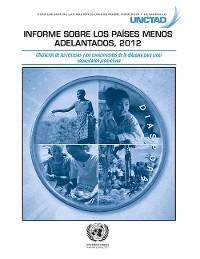 Cover Los Países Menos Adelantados Informe de 2012