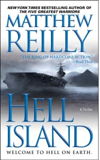 Cover Hell Island