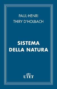 Cover Sistema della natura