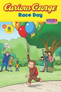 Cover Curious George Race Day (CGTV Read-aloud)
