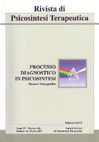 Cover Rivista di Psicosintesi Terapeutica n. 11