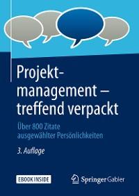 Cover Projektmanagement – treffend verpackt