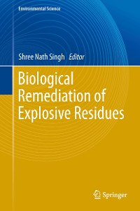 Cover Biological Remediation of Explosive Residues