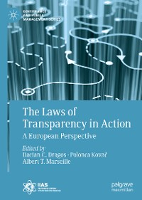 Cover The Laws of Transparency in Action