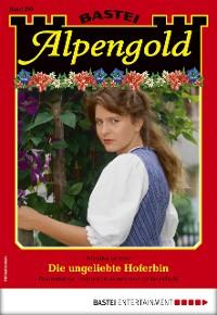 Cover Alpengold 290 - Heimatroman