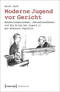 Cover Moderne Jugend vor Gericht